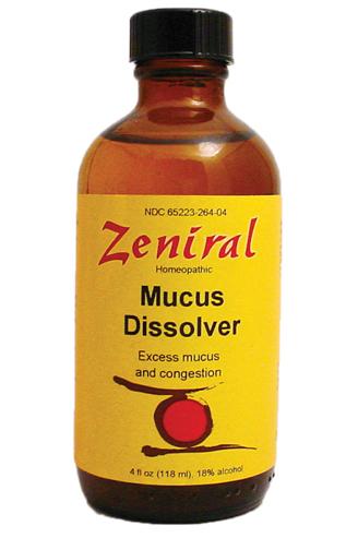 Mucus Disolver