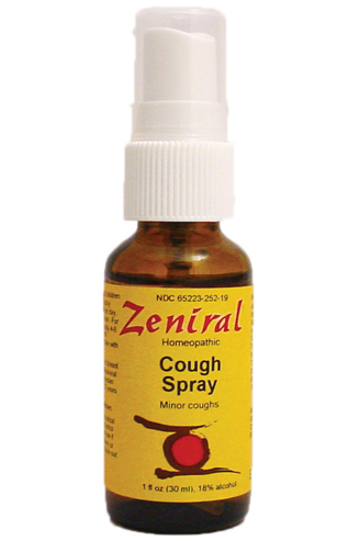 cough spray