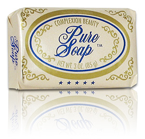Cal Ben Pure Soap- bar- 3oz - White Dove Healing Arts, Ltd.