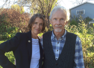 Our Story - Bill and Patricia Cunningham of White Dove Healing Arts