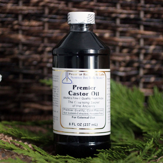Castor Oil from Premier Research Labs