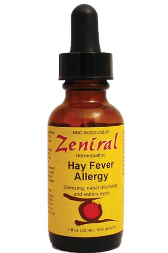 Hay Fever Allergy