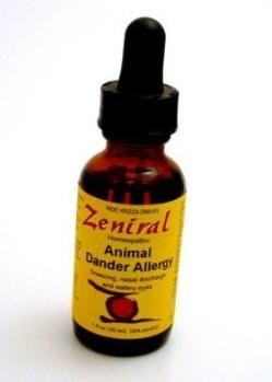 Animal Dander Allergy